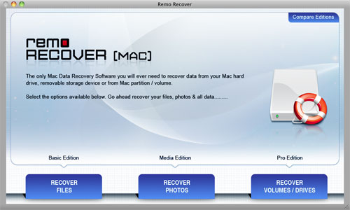 How to Retrieve Media Files from iMac - Welcome Window